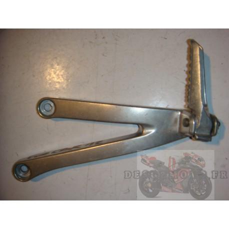 Platine arrière gauche pour 600 CBR RR 09-12