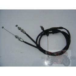 Câbles de commande d'accélérateur de 600 et 750 GSXR 06/07
