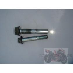 Vis d'étriers de frein arrière de 600 et 750 GSXR 06/07