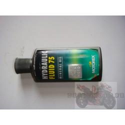 Liquide de frein / embrayage MOTOREX Fluid 75