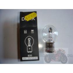 Ampoule B35 6V 35/35W