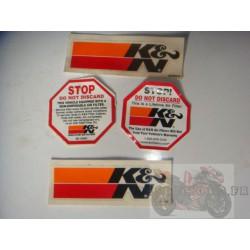 Sticker KN