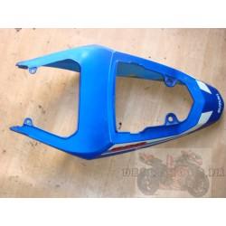Coque arrière 600 GSXR 04/05 bleu 20th anniversary