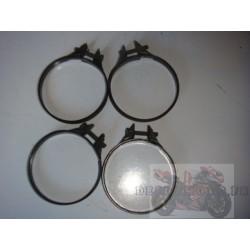 Colliers de boite a air 600 et 750 GSXR 04/05