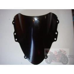 Bulle double courbure noire de 600 et 750 GSXR 04/05
