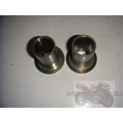 Entretoises de bras oscillant de 600 GSXR 08-10