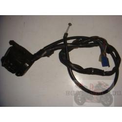 Commodo gauche avec câble starter R6 99-02