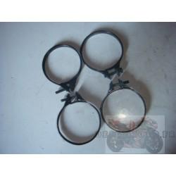 Colliers de boite a air de 650 Bandit 05-06