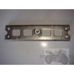 Plaque de boucle arrière de 600 GSXR 08-10