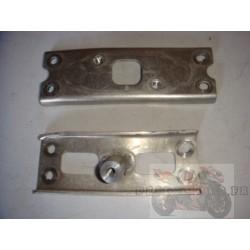 Plaques de boucle arrière pour 600 GSXR 08-10