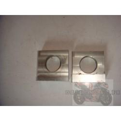 Centreurs de roue arrière S1000RR 12-14