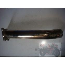Tube d'echappement DEVIL 650 Bandit 05-06