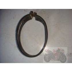 Collier d'échappement oval