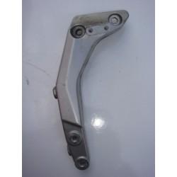Renfort cadre vertical gauche gris pour Z750 07-14