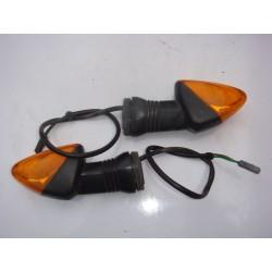 Paire de clignotants arrière pour Z750 07-14
