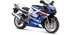 600 et 750 GSXR 2001-2003