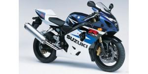 600 et 750 GSXR 2004-2005